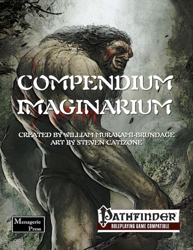 compendium imaginarium cover drivethrurpg
